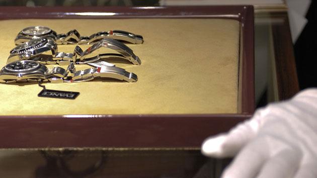 エバンスの2020年ロレックス売上ランキング
