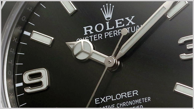 ロレックス エクスプローラー1
