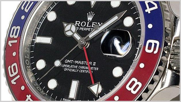 ロレックス GMTマスター2 116719BLRO